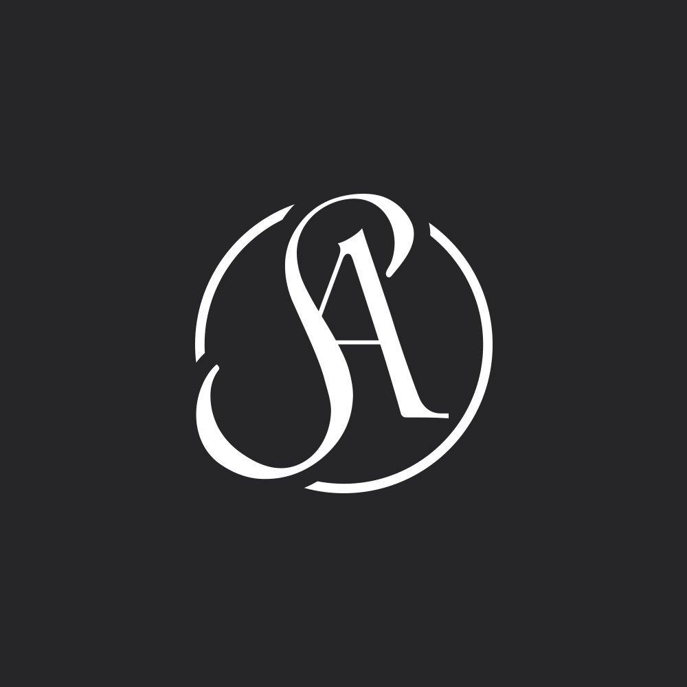 Stirling Aesthetics Logo Black