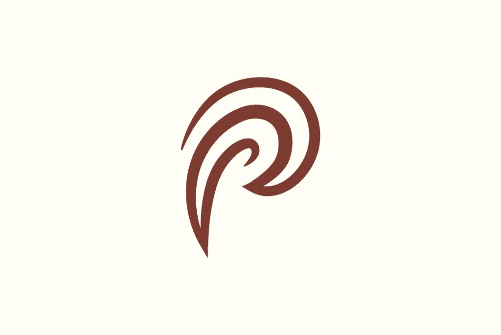 Unused P Logomark
