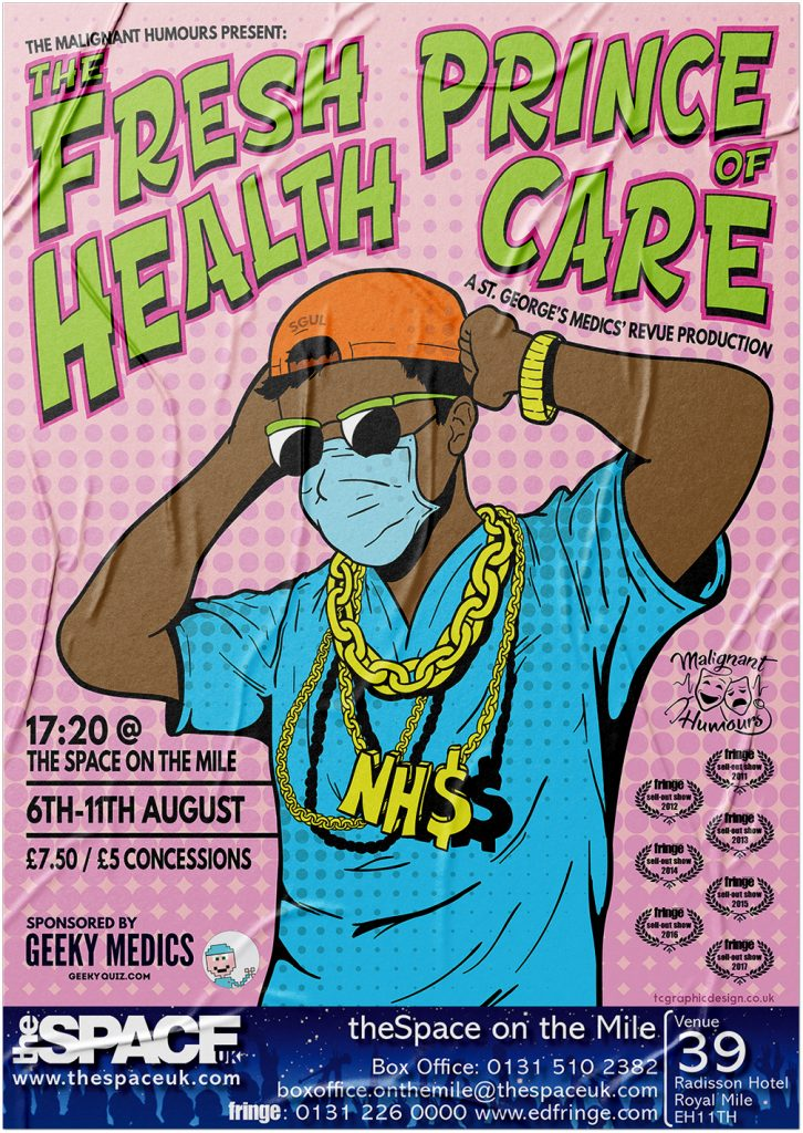Fresh Prince of Healthcare